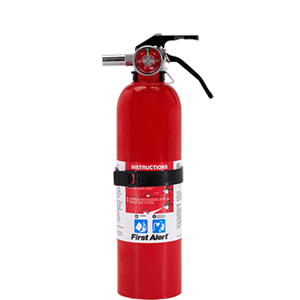 Recreational Fire Extinguisher