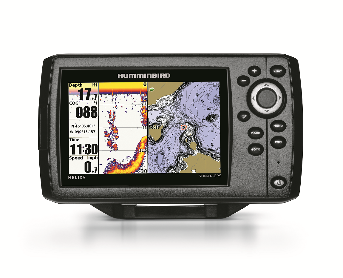 Helix 5 Sonar GPS G2 with Navionics Plus