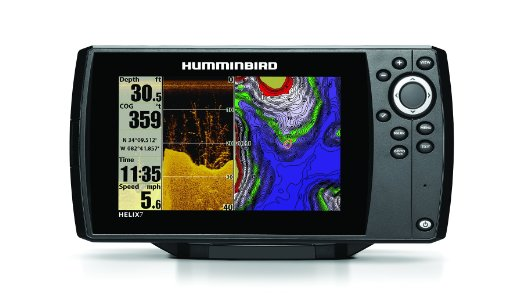 Helix 7 Sonar GPS G2 with Navionics Plus